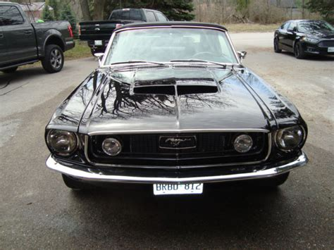 1968 mustangs for sale for sale 1968 mustang convertible autos post
