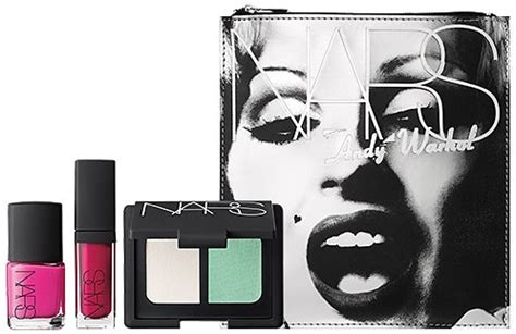 Enter To Win A Limited Edition Nars Gift Set From Haute Gossip Thisnext by Nars Set Andy Warhol S Debbie Harry Eye And