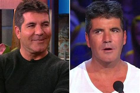 simon cowell fat face image gallery bloated face