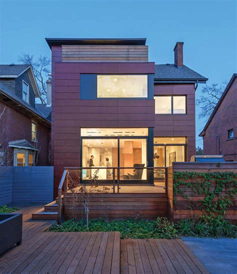 Home Design For Young Couple by The Renovation Of A House For A Young Couple In Toronto