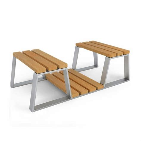 double bench tallin double bench benches park street furniture