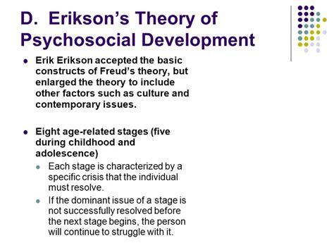 theories of social development ppt
