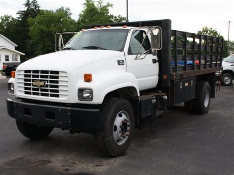 chevrolet c6500 stake truck motoburg