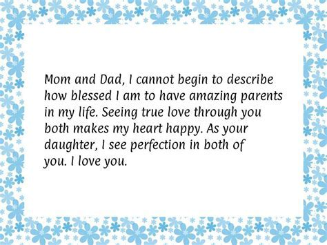 Parents Anniversary Quotes From Daughter. QuotesGram