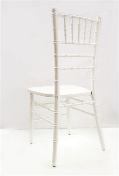 white chiavari wedding chairs vision furniture