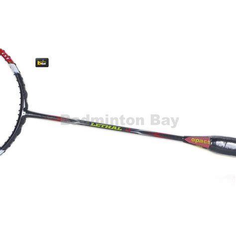 Raket Badminton Apacs apacs lethal 12 badminton racket 5u