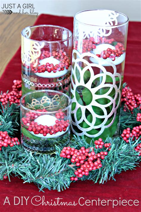 a diy centerpiece with martha stewart crafts just a and