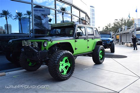 matte lime green jeep green jeep