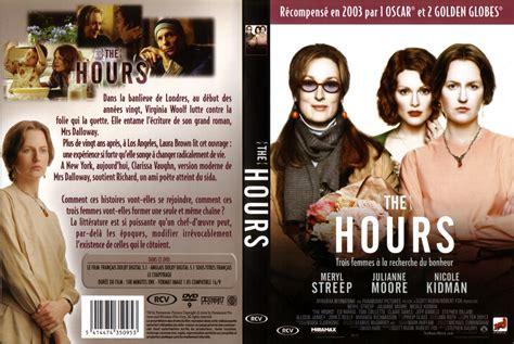 film hours affiches et pochettes the hours de stephen daldry