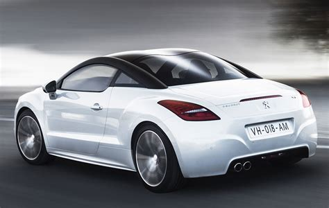 peugeot rcz facelift 2013 peugeot rcz facelift photo 2 12719