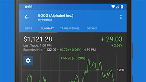 best stock apps 10 best stock market apps for android android authority