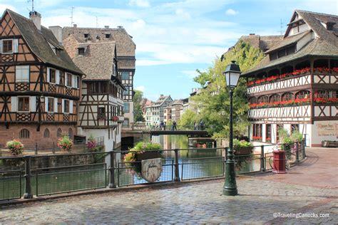 tiny france strasbourg s cutest neighbourhood le petite france