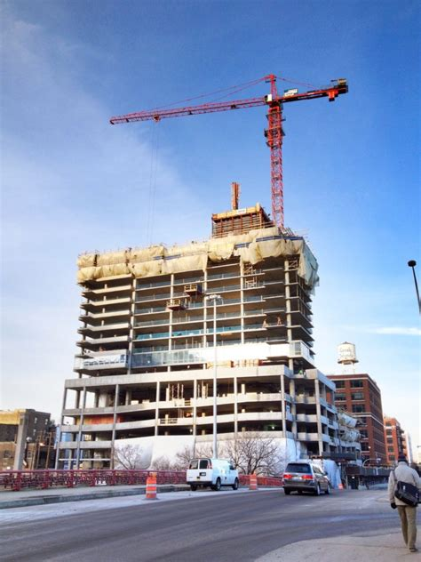 building projects update the loop project construction updates fitzgerald associates