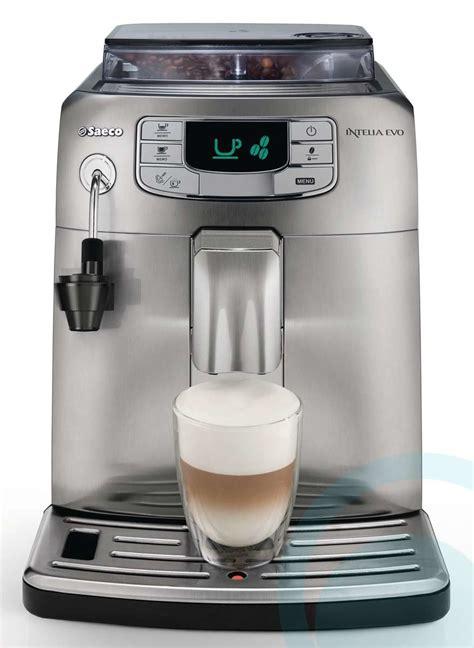 Coffee Machine Saeco saeco intelia automatic espresso machine hd8752 03
