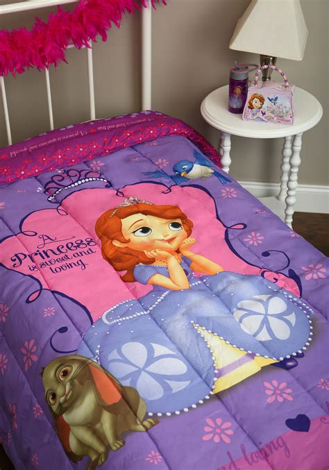 sofia the first bedding sofia the first comforter