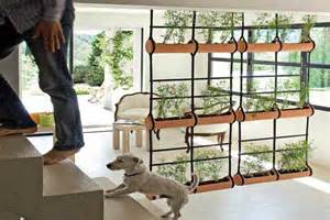 Plant Partition by Partitions Amp Dividers 6 Diy Vertical Garden Room Divider