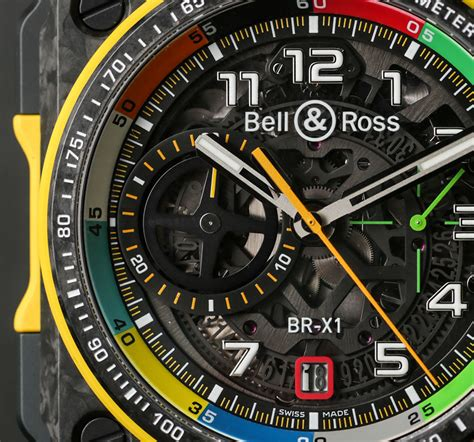 Bell Ross Br 0555sj 1 bell ross br rs17 formula 1 racing inspired watches