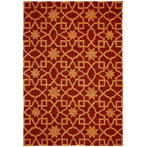 moroccan outdoor rug shop homefires moroccan tile outdoor rug 5x7 homefires