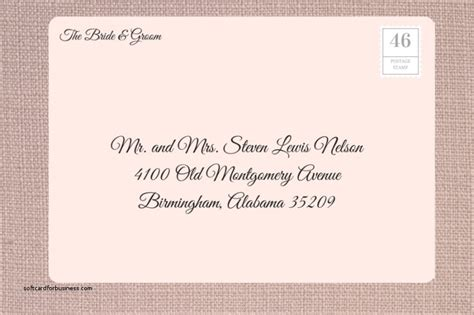 addressing wedding invitations with one outer envelope wedding invitation new addressing outer envelopes for wedding invitatio softcardforbusiness