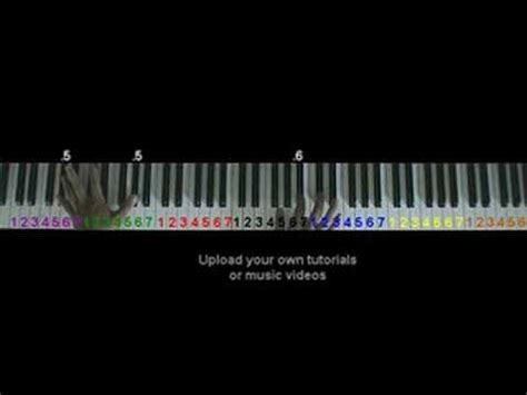 tutorial piano one republic apologize timberland one republic piano tutorial