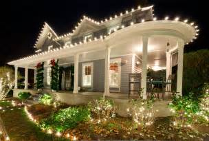 Light Decoration Home by Professional Christmas Light Installation