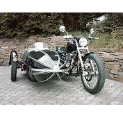 Here Is The Cozy Sidecar On A Suzuki Savage  Royal