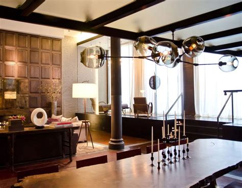 Livingroom Soho by Contemporary Living Room Soho Loft Branch Buble Chandelier