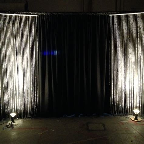 black draping wedding d 233 cor manitoba creating a scene inc
