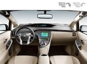 Prius Interior Book Now