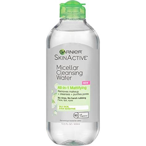 Cleanser Bigsale Jfa Mattifying Cleanser garnier skinactive micellar cleansing water mattifying for skin 13 5 fl ebay