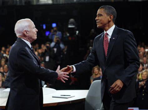 barack obama john mccain biography the last stand presidential debate 3 black enterprise