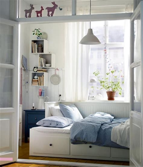 ikea small bedroom ideas ikea hemnes daybed daybed bedroom pinterest hemnes