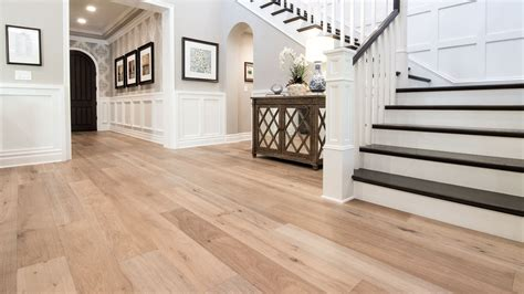 provenza hardwood floors at vicenza model homes