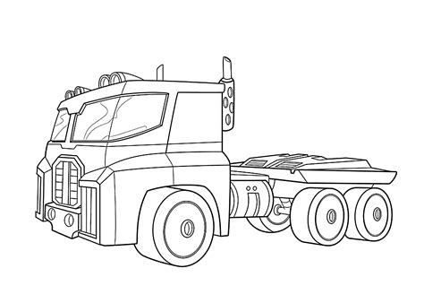 rescue bots coloring pages pdf rescue bots optimus prime coloring pages free printable