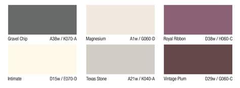 colour collections contemporary