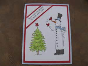 Christmas cards stampin up stampin up handmade christmas cards