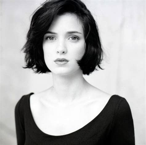 black bob hairstyles 1990 3 instances of winona ryder s 90s world domination amc