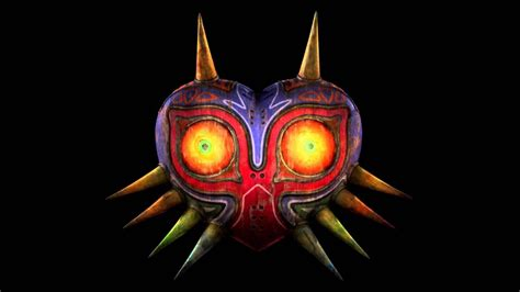 majoras mask majora s mask announced for nintendo 3ds
