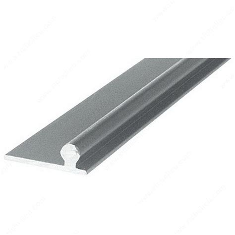 Patio Door Track Replacement with Aluminum Replacement Track For Patio Door Richelieu Hardware