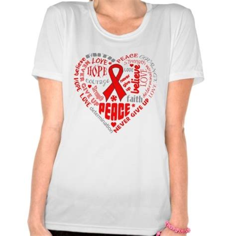 Tshirt Kaos I Fight Hiv Aids 17 best images about aids awareness shirts gifts on