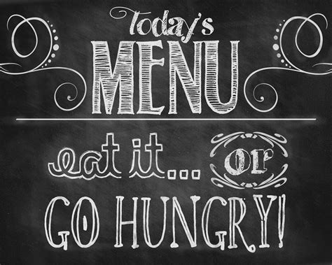 Kitchen Chalkboard Sayings by Kitchen Chalkboard Sayings Quotes Quotesgram
