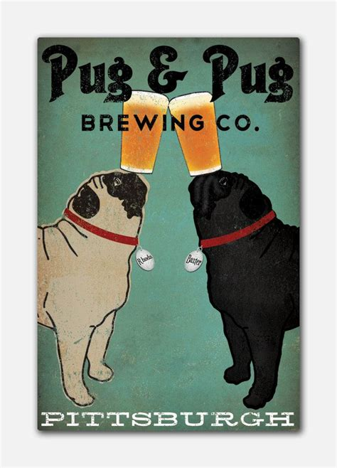 pug and pug brewing co 77 best images about craft graphics on craft bottles and