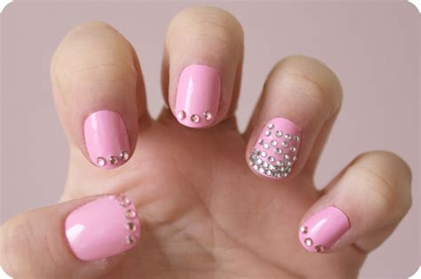 With Nails by Nail Designs With Gems Nail Designs