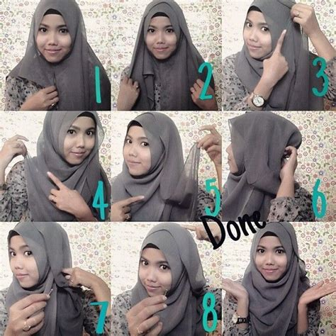 hijab tutorial step by step 135 best images about hijab shawl styles remember to