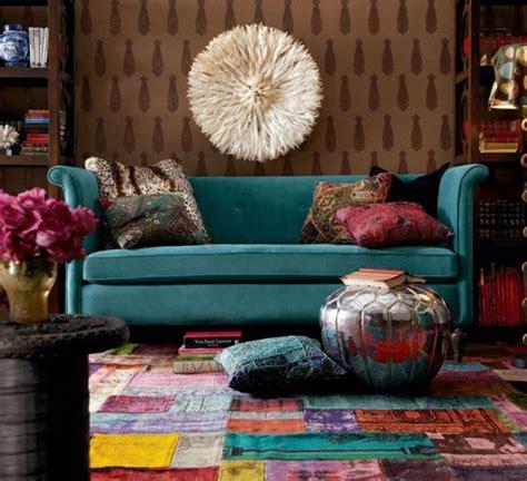 Multi Color Living Room Ideas D 233 Cor Trend Patchwork