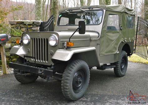 mitsubishi jeep 1977 jeep mitsubishi cj 3b willys cj 3b