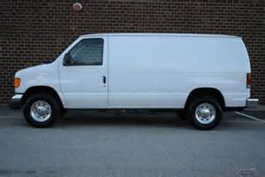 05 ford e 350 e350 xl duty cargo 6 0l