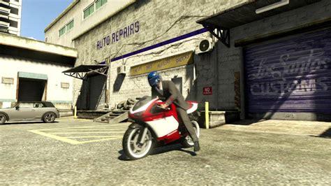 Gta 5 Motorrad Finden by Gta V バイクカスタマイズ Motorcycle Customize Gta 5 Youtube