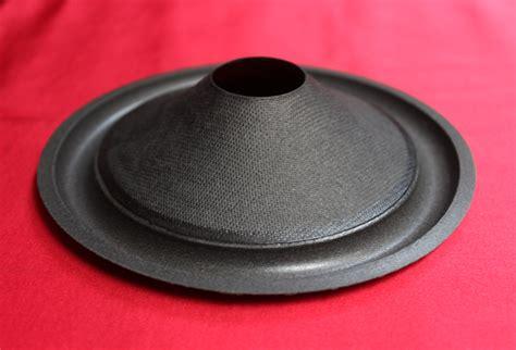 Spon Cone Speaker Spiker 6 Inch 6 6 In 10 5 quot 5 inch replace woofer bass speaker cones paper foam surround 128mm 25 5mm 30mm