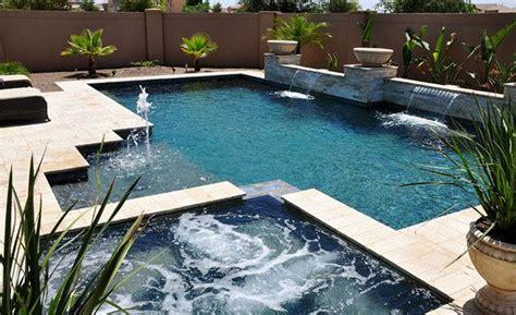 geometric pools 20 geometric pool designs with corners and sleek lines